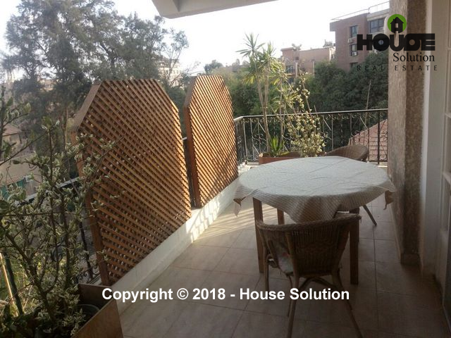Duplex For Rent In Maadi Maadi Sarayat -#19