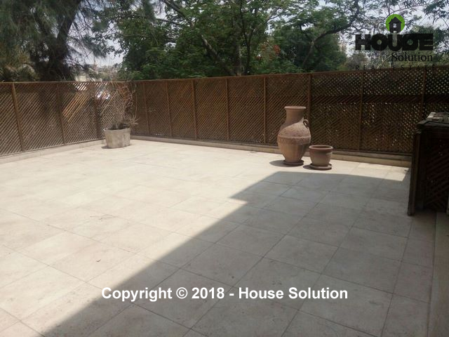 Duplex For Rent In Maadi Maadi Sarayat -#20