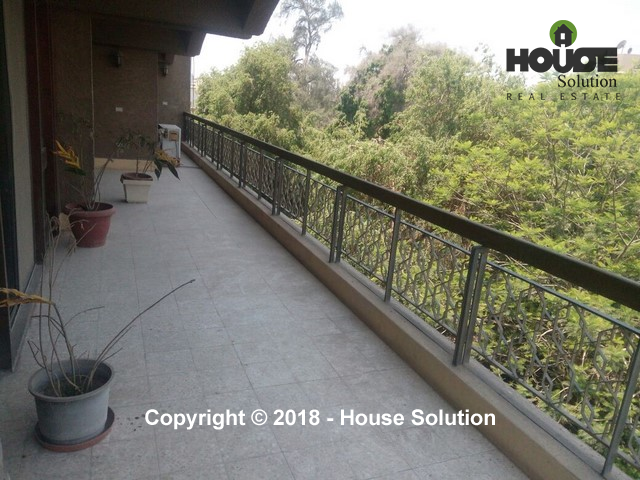Duplex For Rent In Maadi Maadi Sarayat -#22