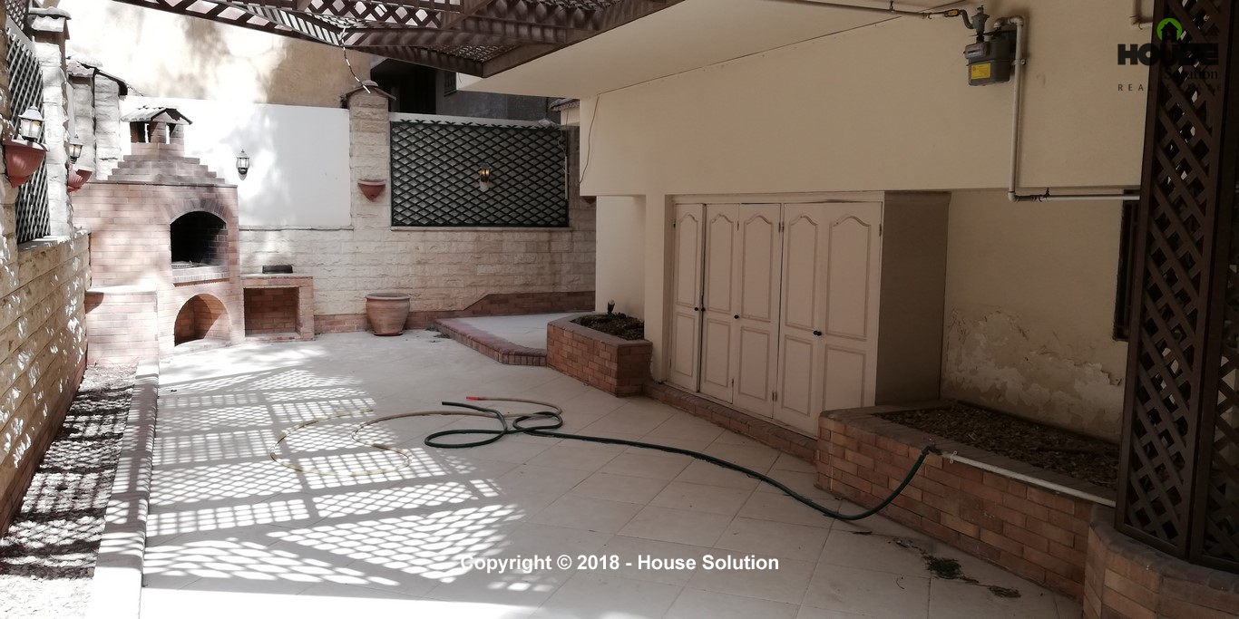 Ground Floors For Rent In Maadi Maadi Degla -#16