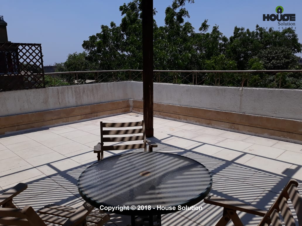 Penthouses For Rent In Maadi Maadi Sarayat #2920 -0