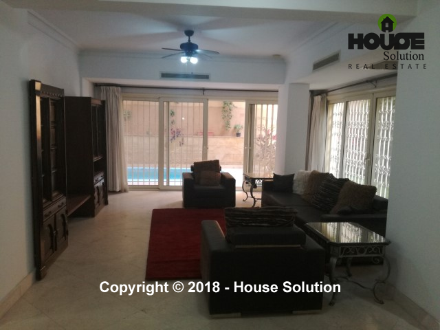 Ground Floors For Rent In Maadi Maadi Sarayat -#23