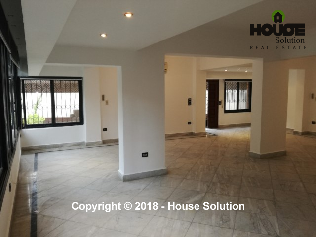 Ground Floors For Rent In Maadi Maadi Sarayat -#22