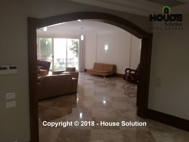 Ground Floors For Rent In Maadi Maadi Sarayat -#21