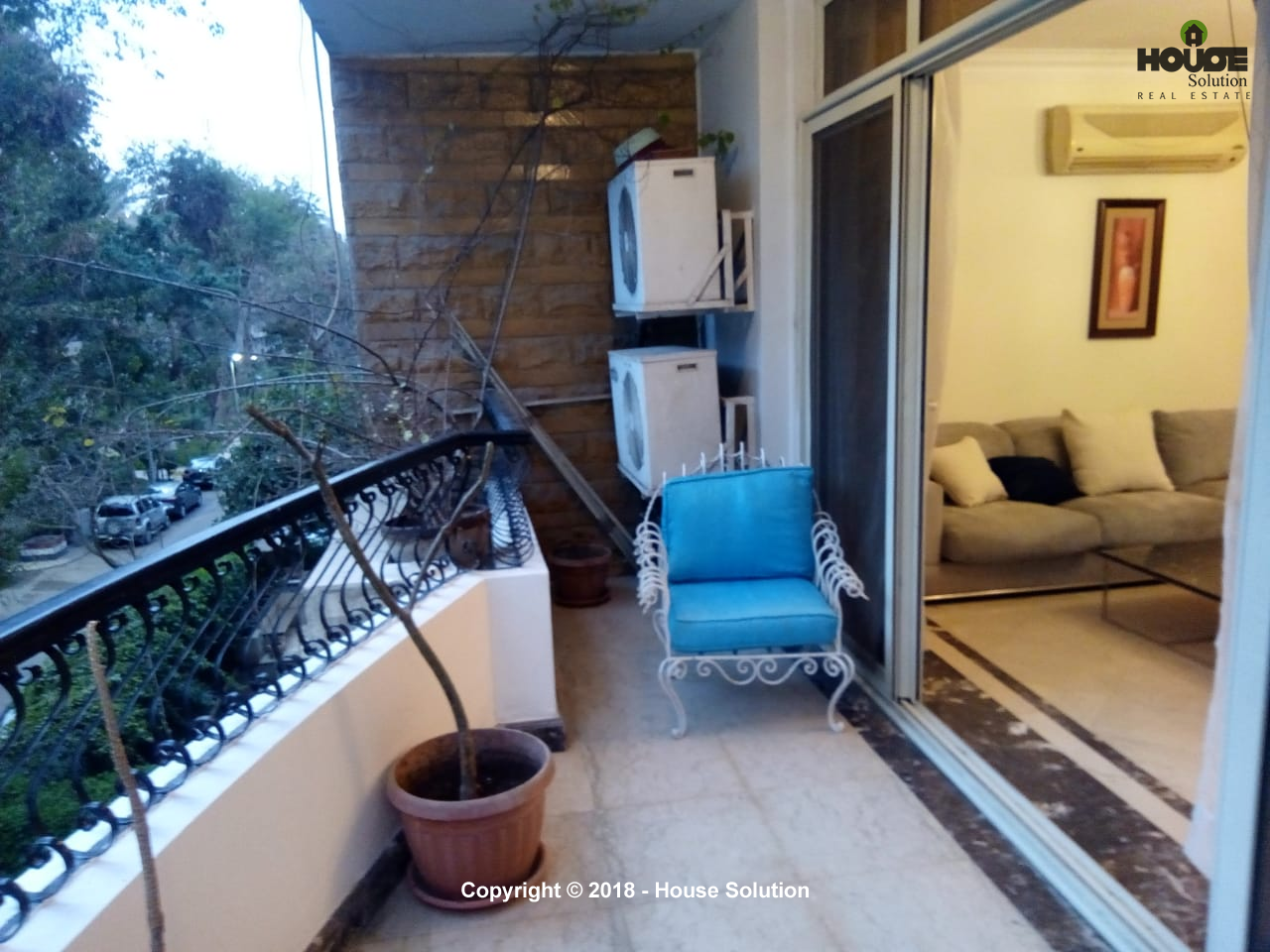 Apartments For Rent In Maadi Maadi Sarayat -#3