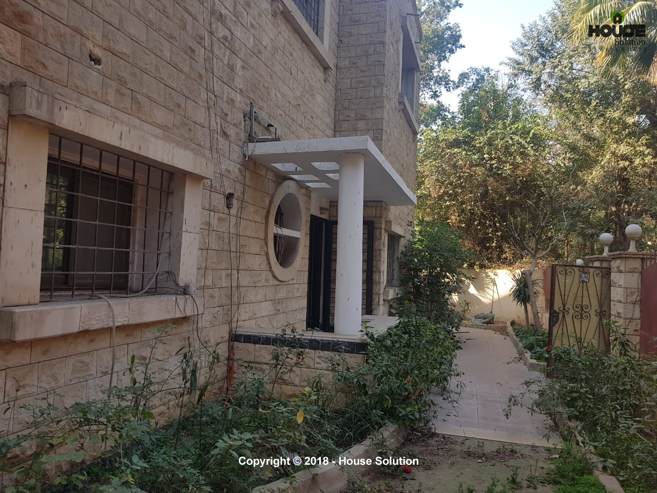 Villas For Sale In Maadi Maadi Sarayat -#0