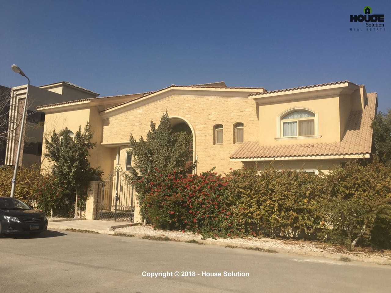 Villas For Rent In New Cairo 90 street -#22