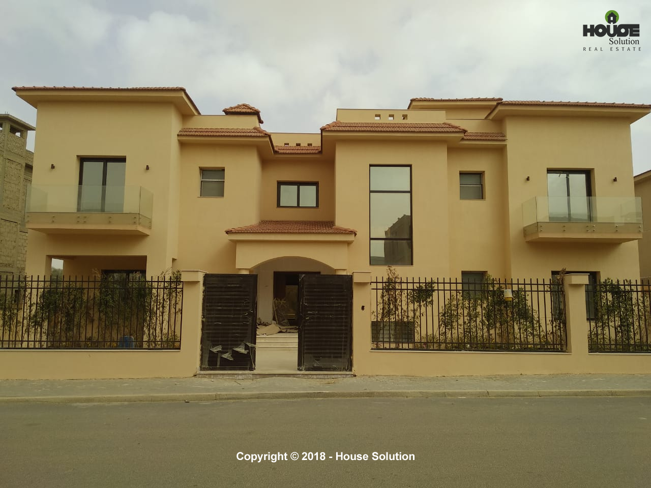 Villas For Rent In New Cairo Katameya Dunes -#1