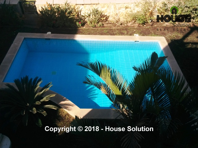 Villas For Rent In New Cairo Lake View -#18