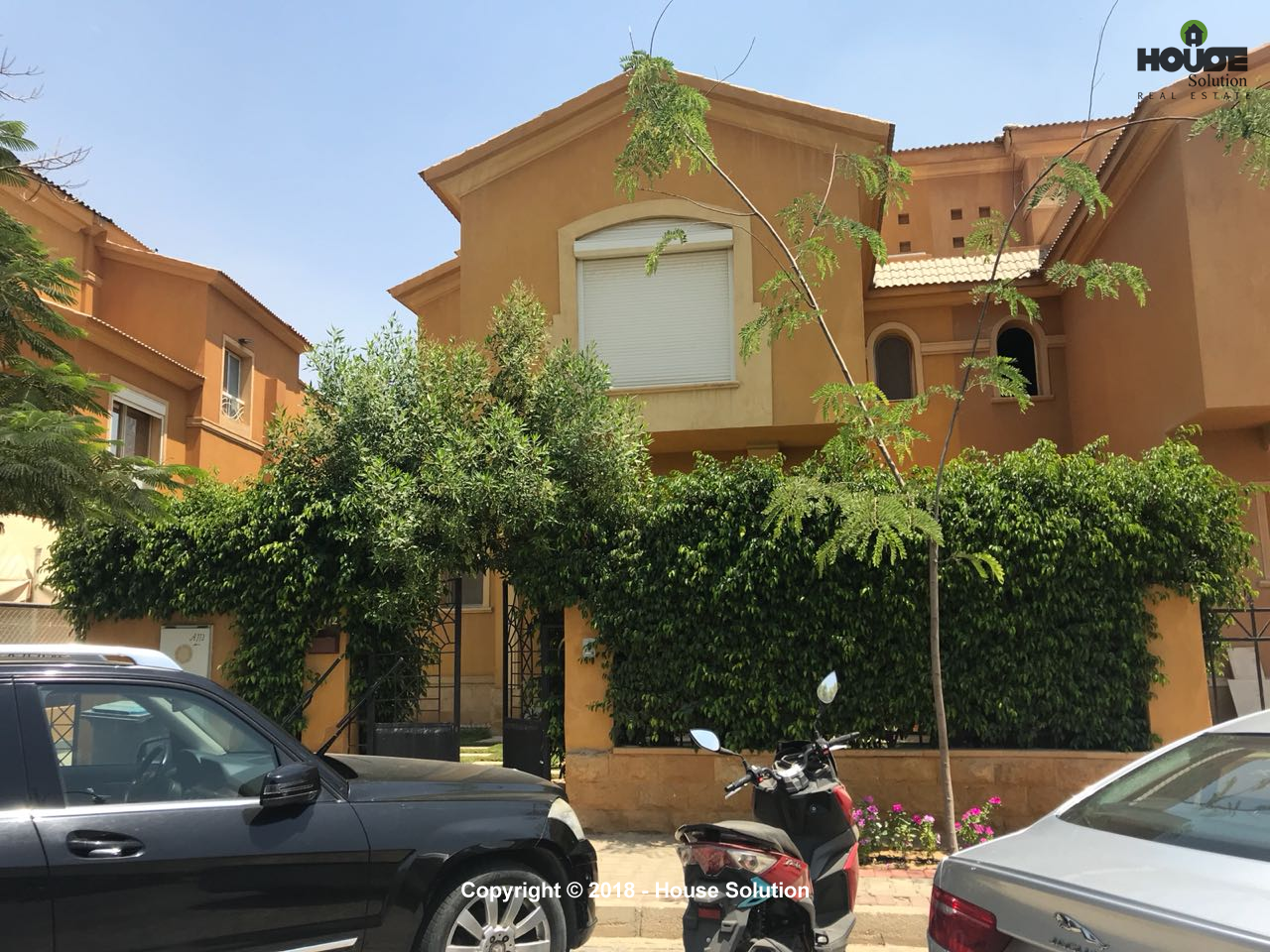 Villas For Sale In New Cairo Dyar -#14