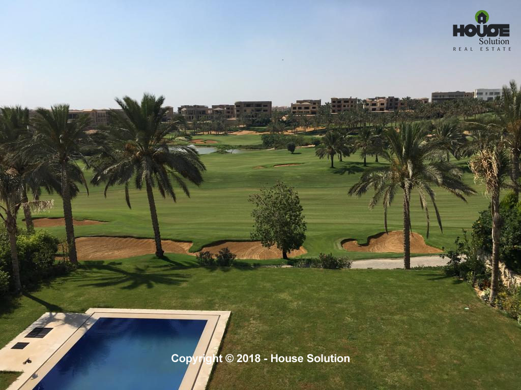 Apartments For Rent In New Cairo Katameya Dunes -#0