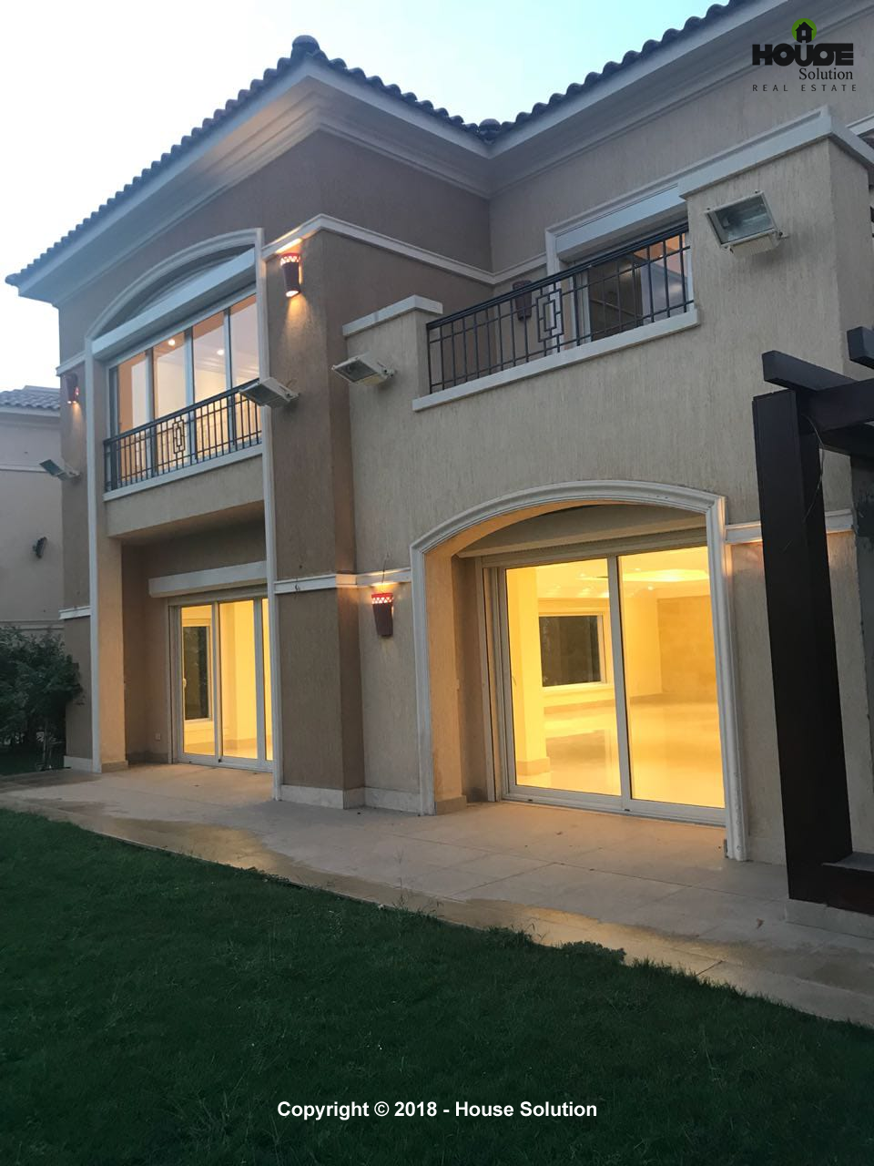 Villas , For Rent , Katameya