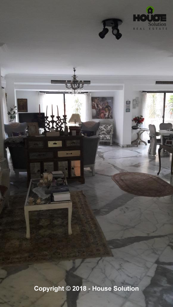 Ground Floors , For Rent , Maadi