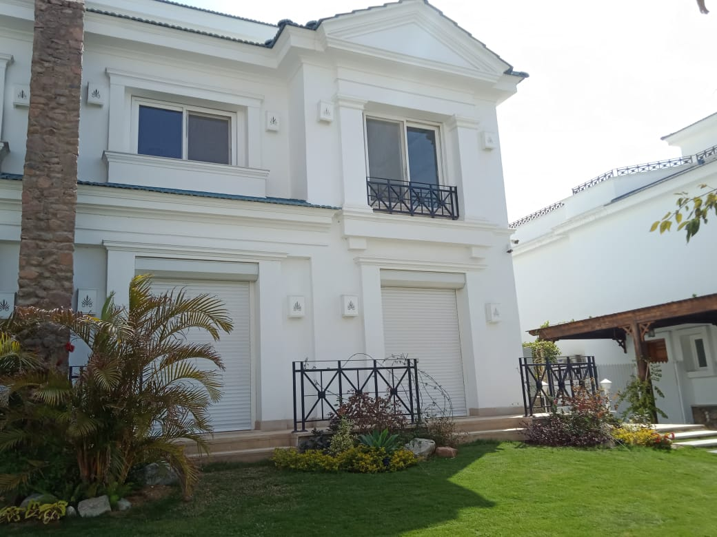 Villas For Rent In New Cairo Mountain View 1 -#15