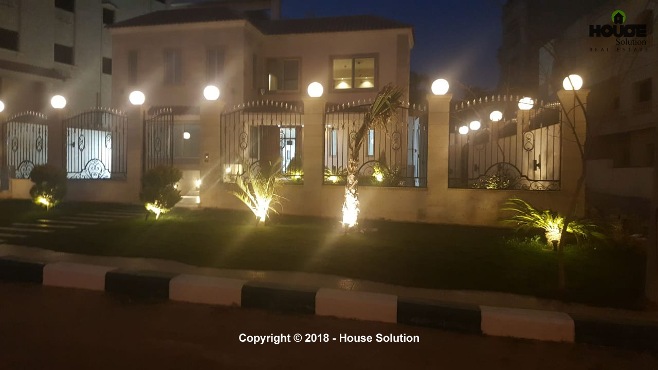 Villas For Rent In New Cairo West Golf #3470 -0