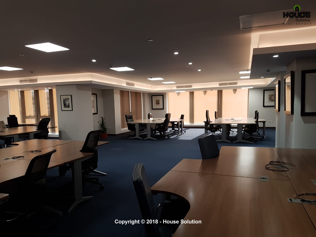 Office spaces For Rent In New Cairo 90 street #3678 -0