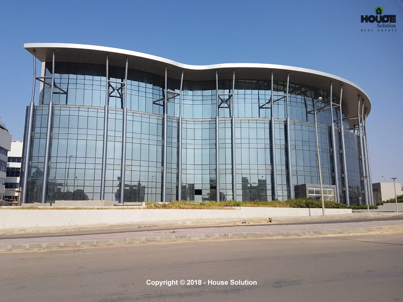 Hospitals For Sale In New Cairo 90 street #3736 -0