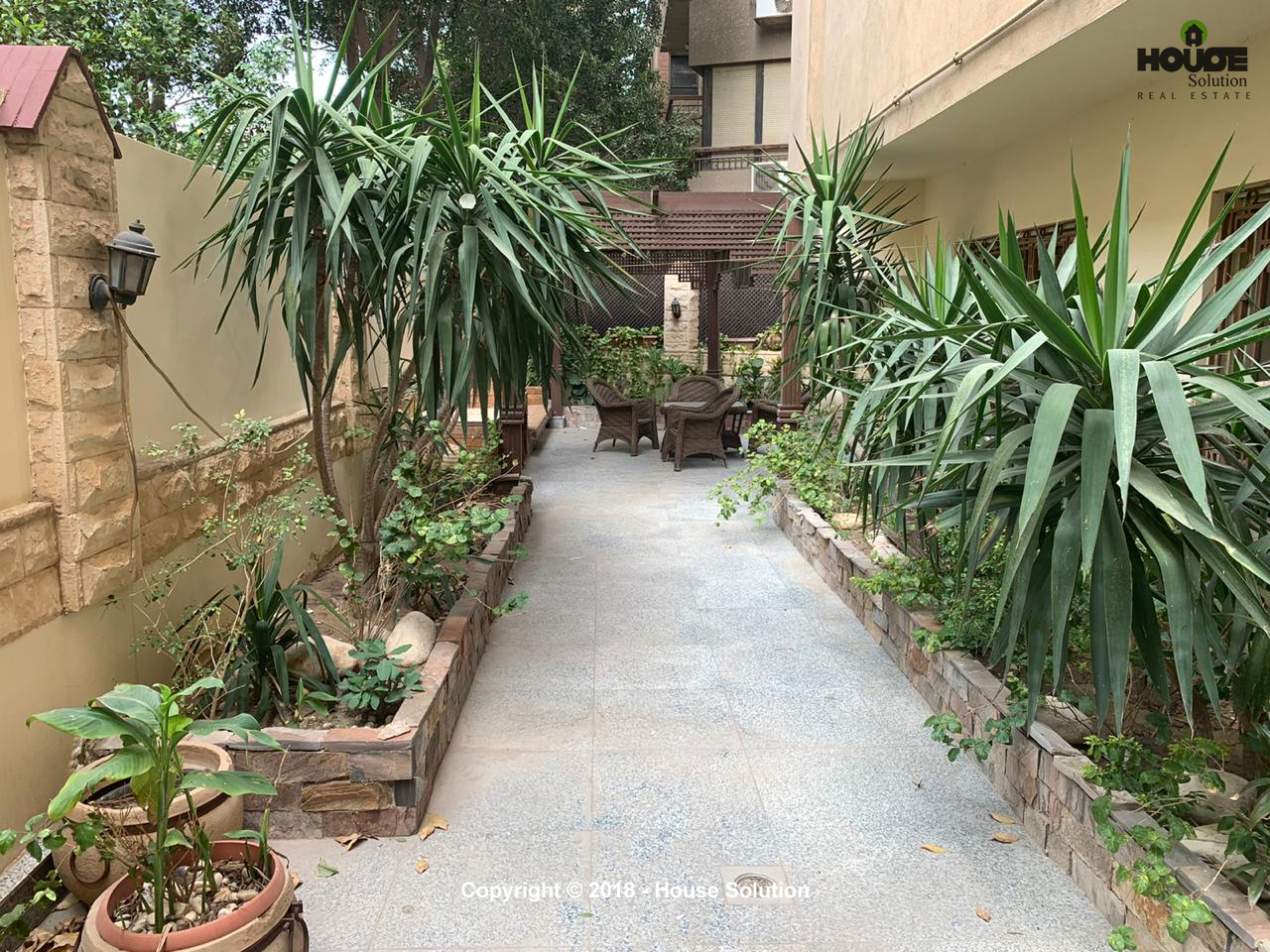 Ground Floors For Rent In Maadi Maadi Sarayat #3947 -0