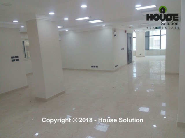Living-room, Office Space , For Rent , Maadi