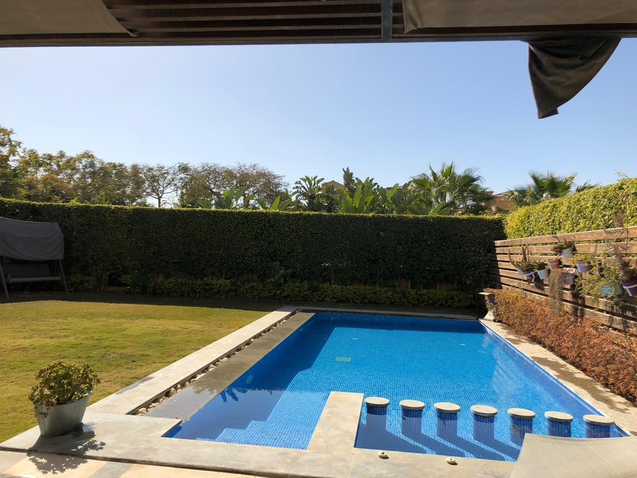 Villas For Rent In New Cairo Lake View -#7