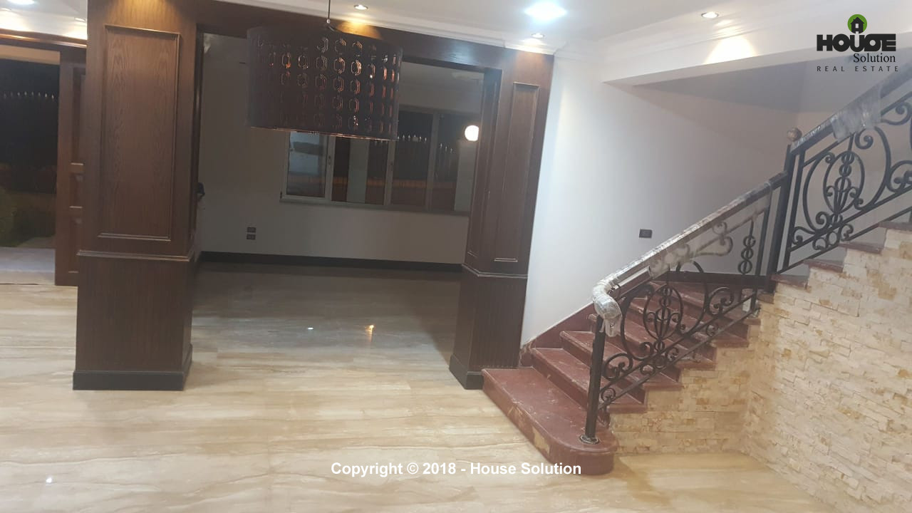 Villas For Rent In New Cairo West Golf #3470 -4