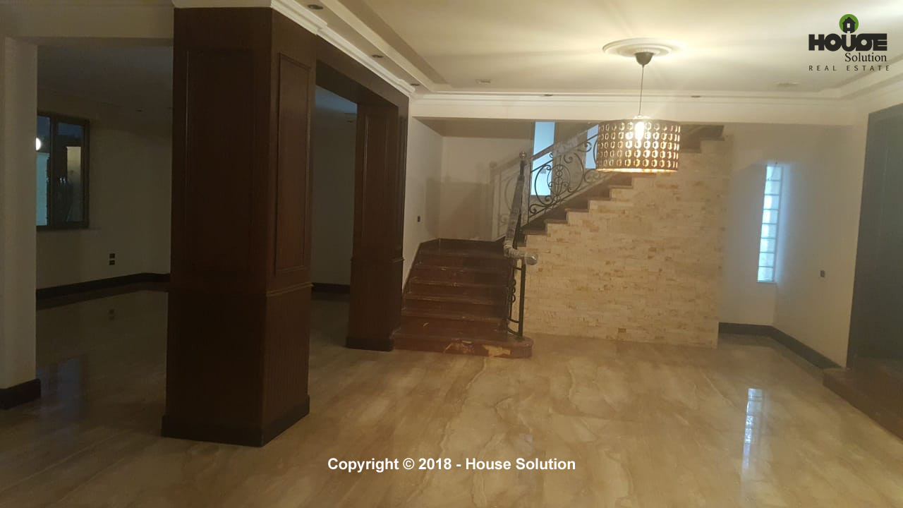 Villas For Rent In New Cairo West Golf #3470 -6