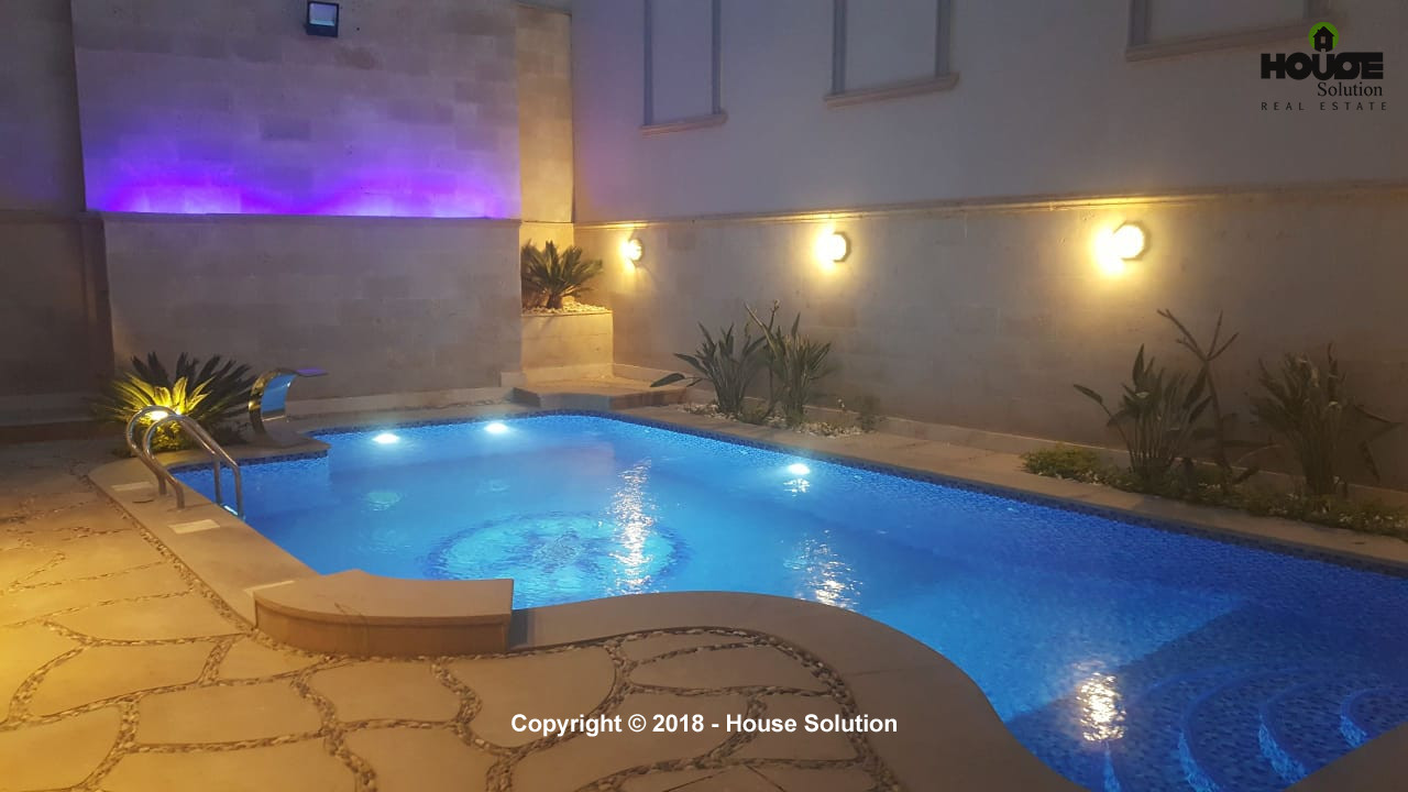 Villas For Rent In New Cairo West Golf #3470 -9