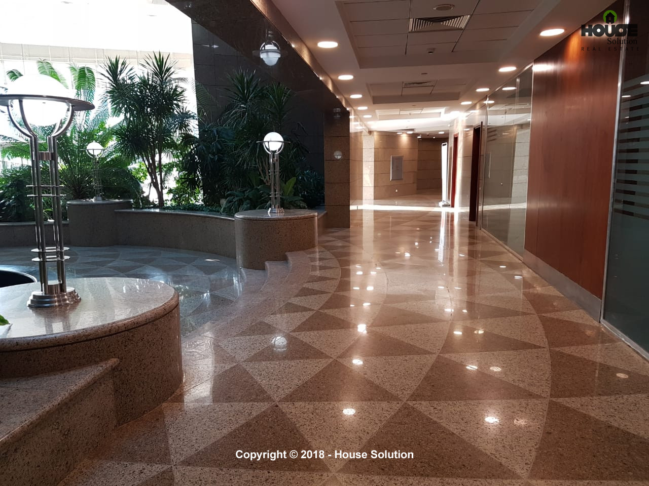 Office spaces For Rent In New Cairo 90 street #3677 -1