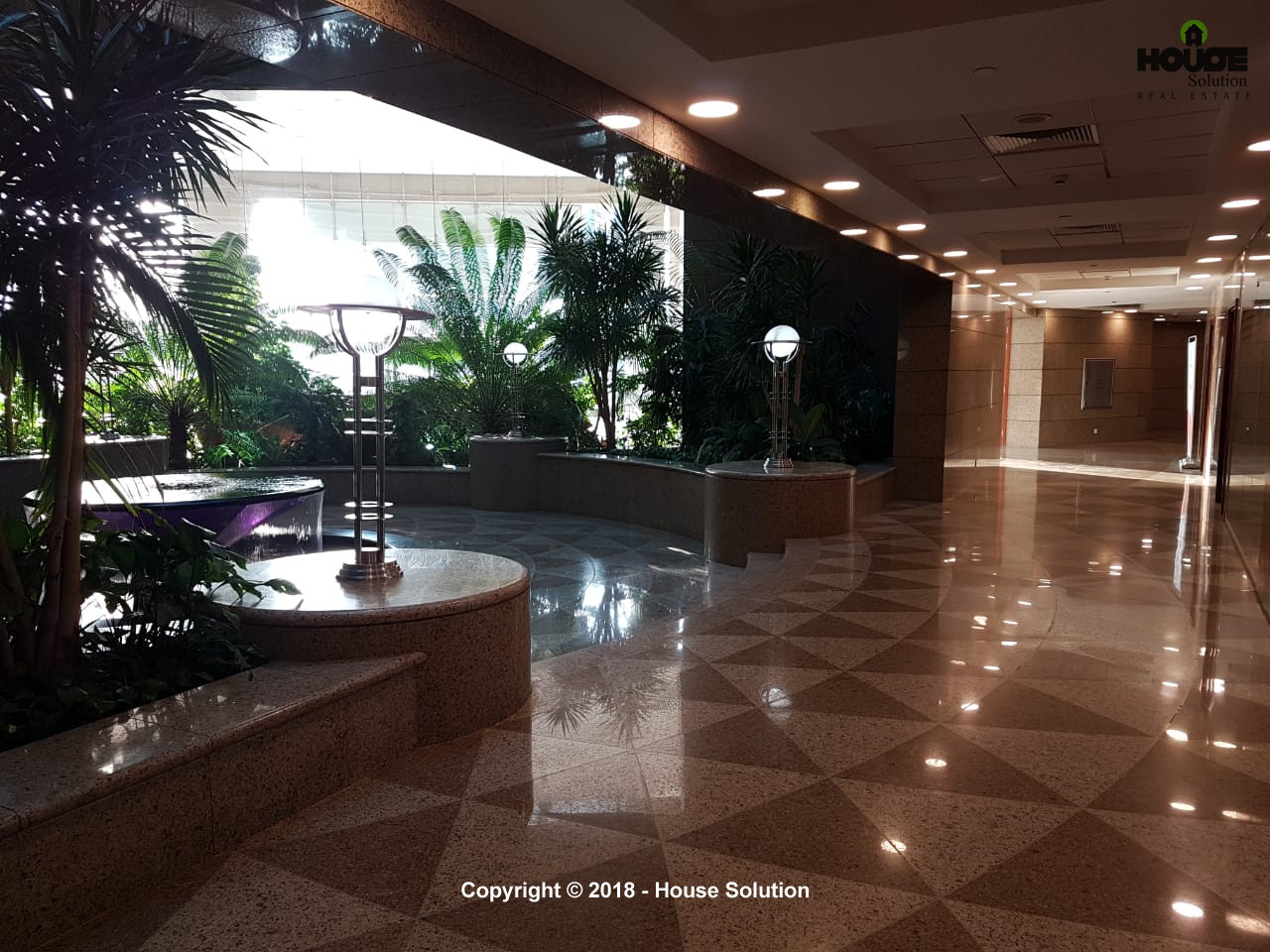 Office spaces For Rent In New Cairo 90 street #3677 -2