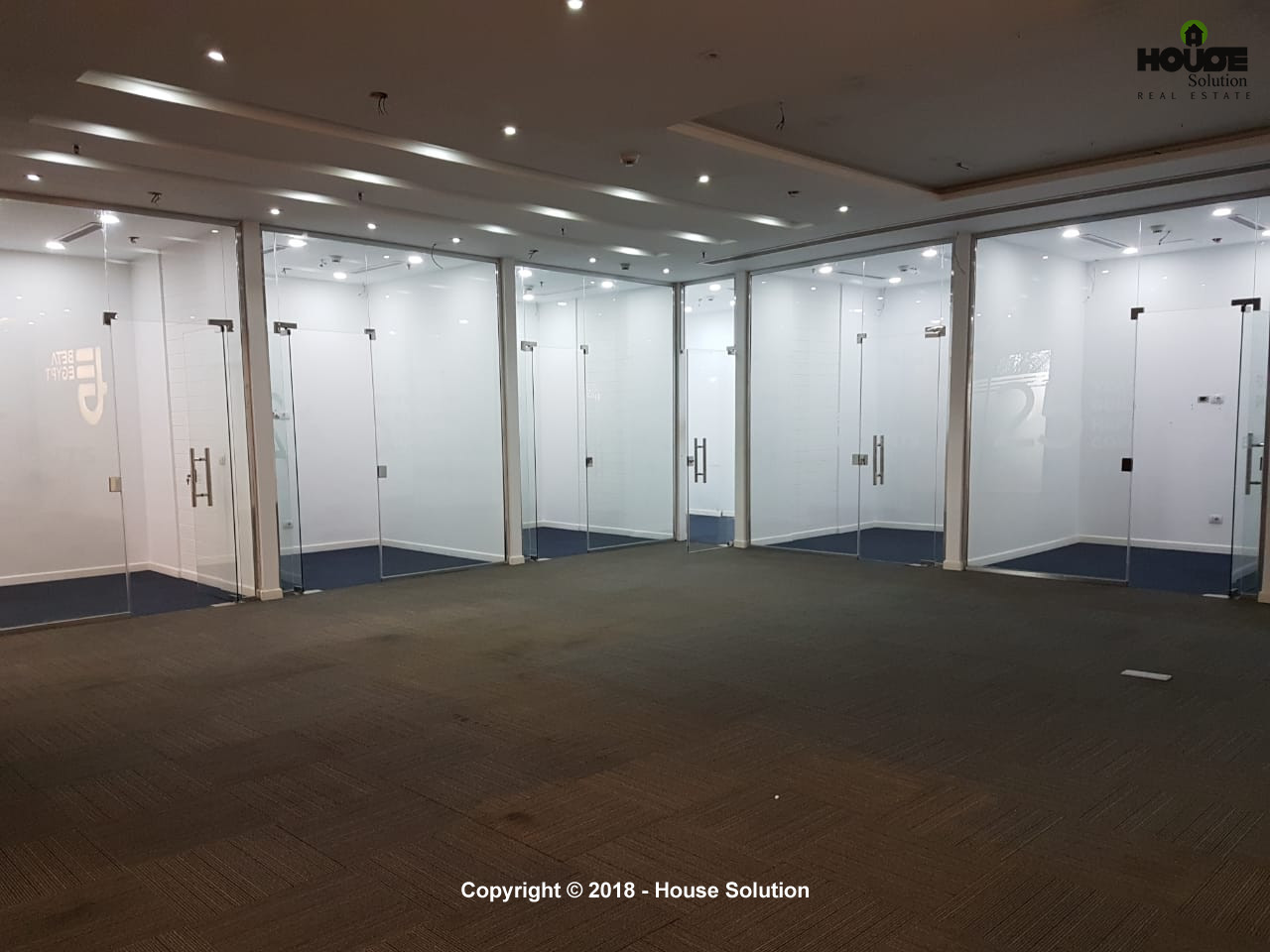 Office spaces For Rent In New Cairo 90 street #3677 -11