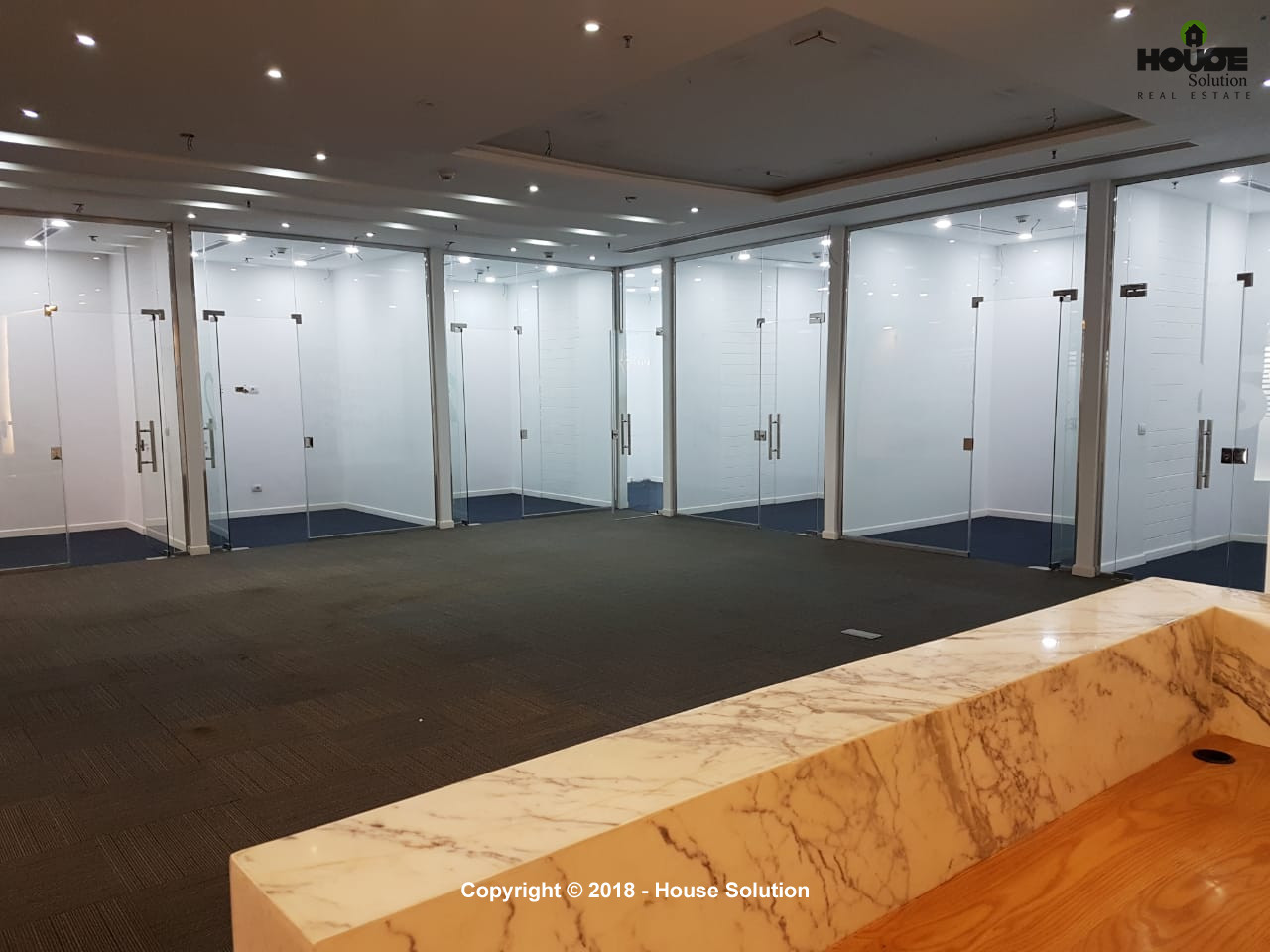 Office spaces For Rent In New Cairo 90 street #3677 -7