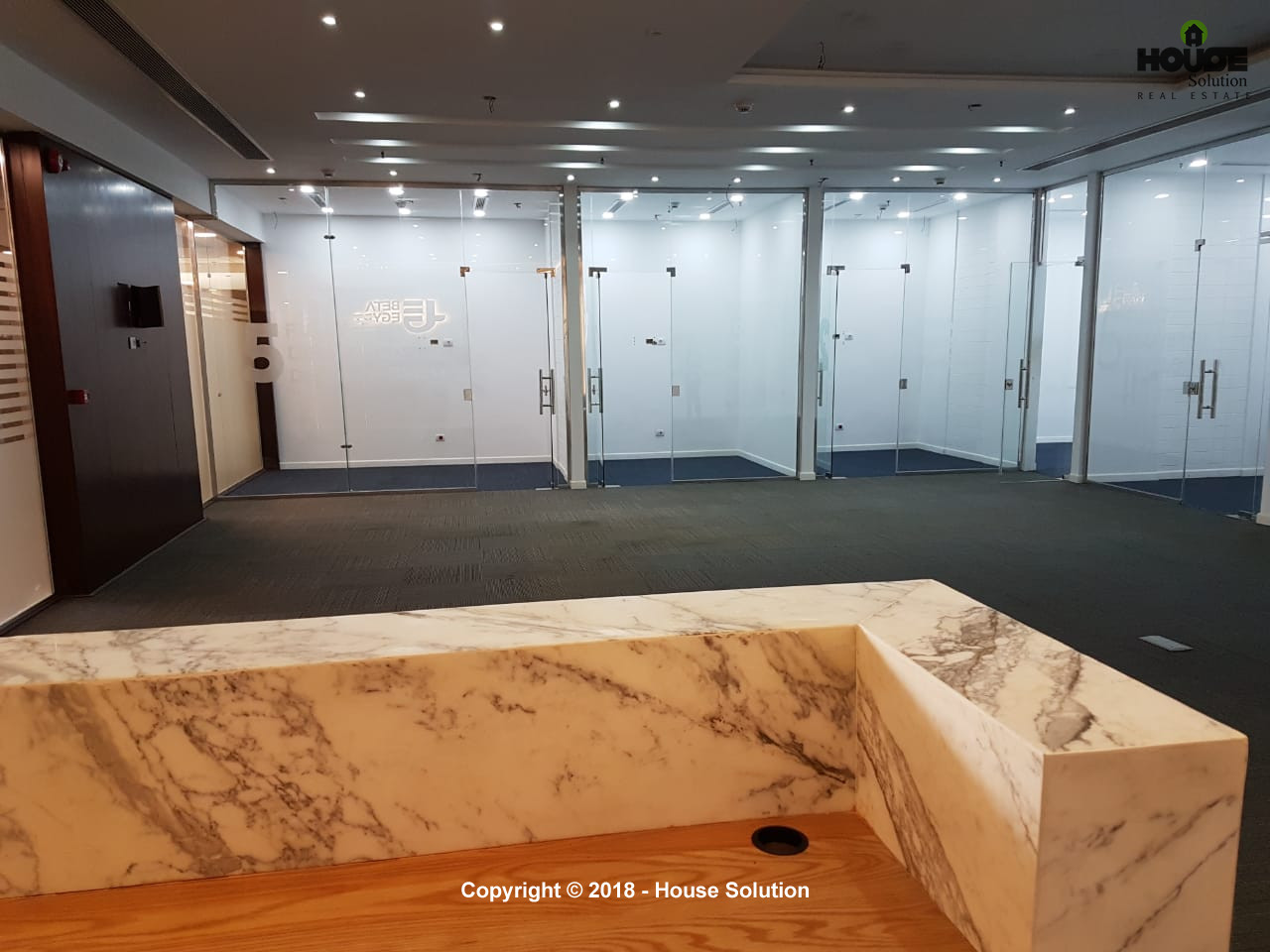 Office spaces For Rent In New Cairo 90 street #3677 -9