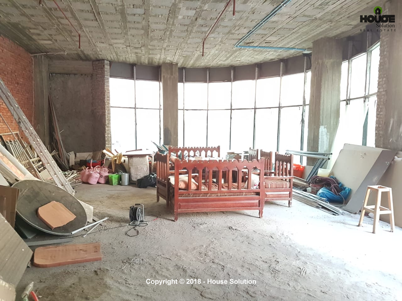 Office spaces For Rent In New Cairo 90 street #3680 -1