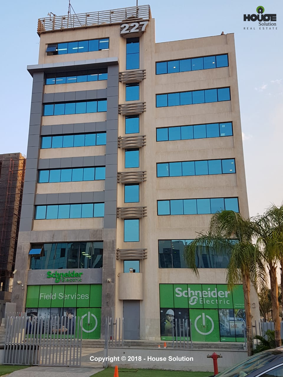 Office spaces For Rent In New Cairo 90 street #3680 -2
