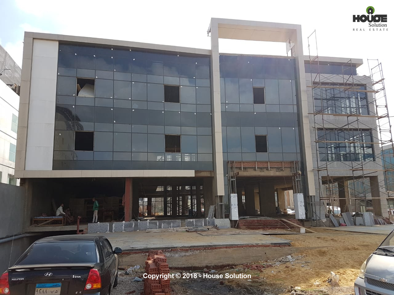 Office spaces For Rent In New Cairo 90 street #3681 -1