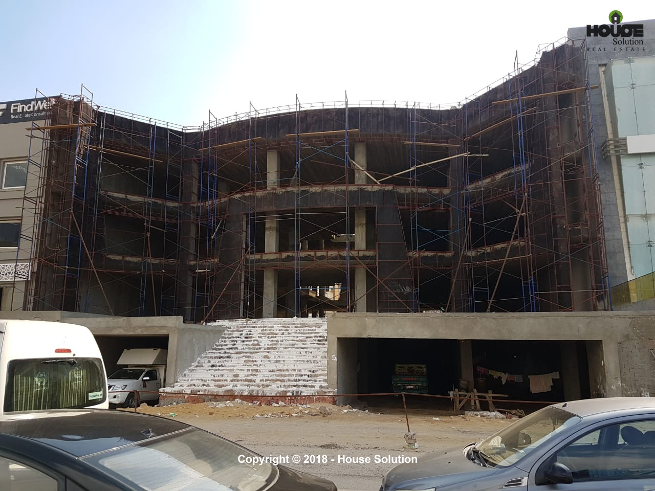 Office spaces For Rent In New Cairo 90 street #3682 -1