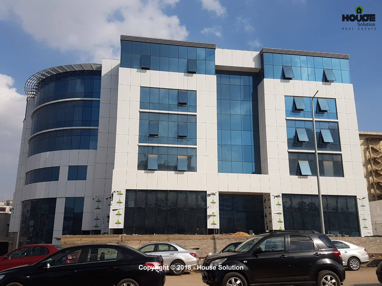 Office spaces For Rent In New Cairo 90 street #3683 -1
