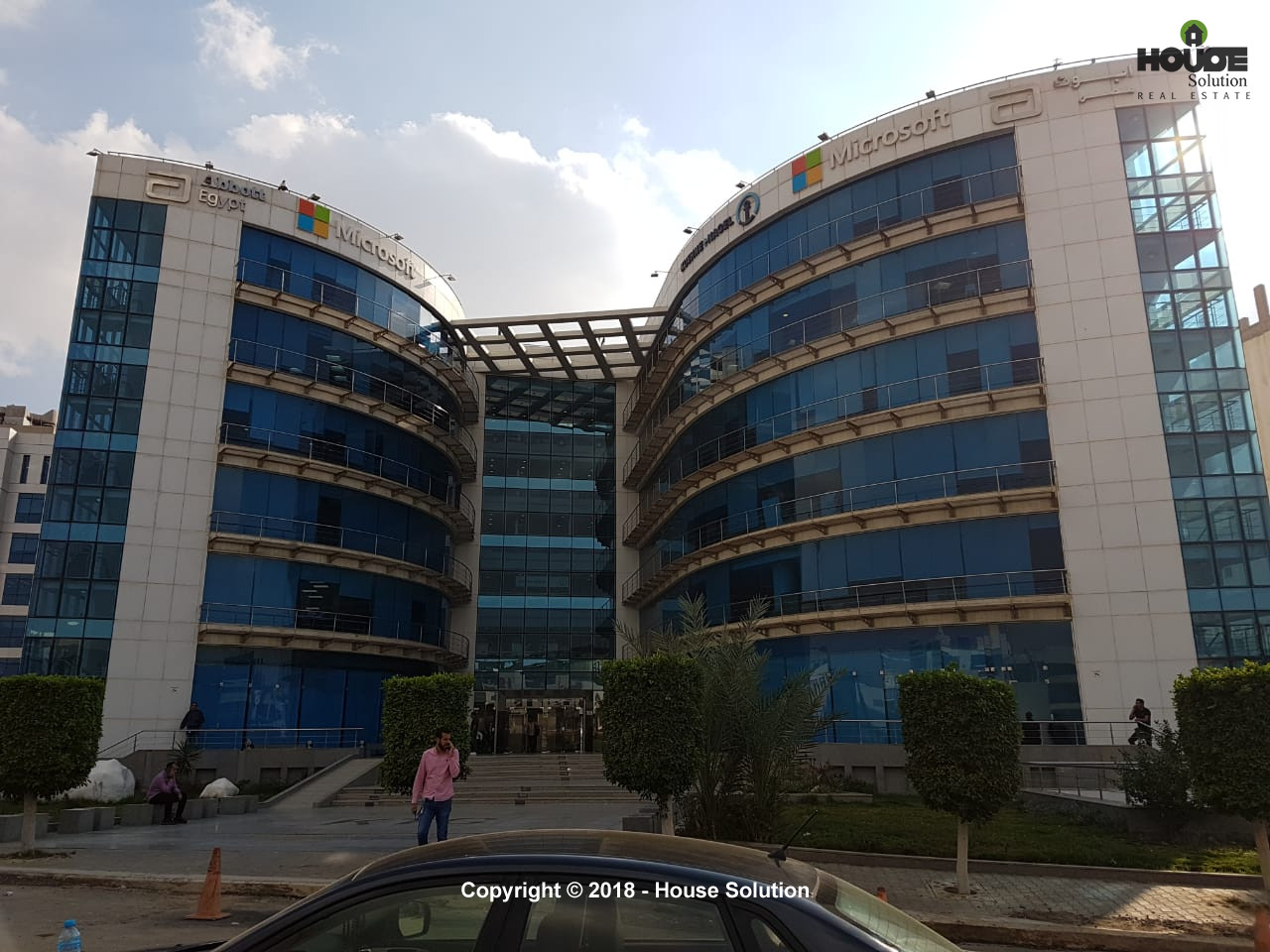 Office spaces For Rent In New Cairo 90 street #3684 -1
