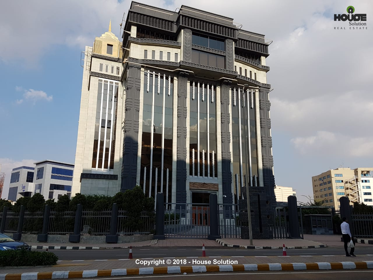 Office spaces For Rent In New Cairo 90 street #3685 -1