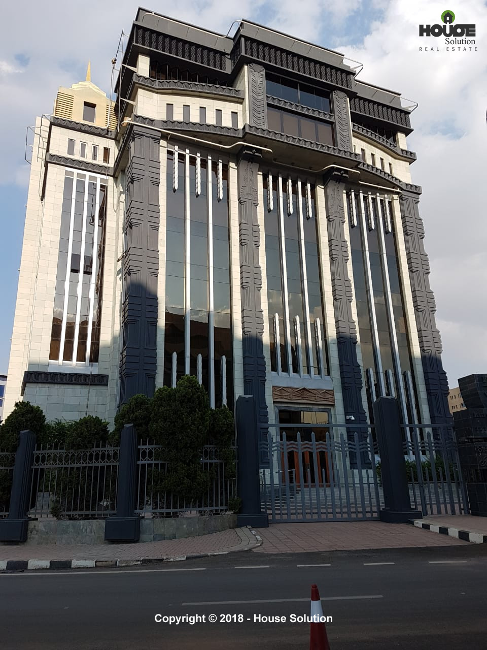 Office spaces For Rent In New Cairo 90 street #3685 -2