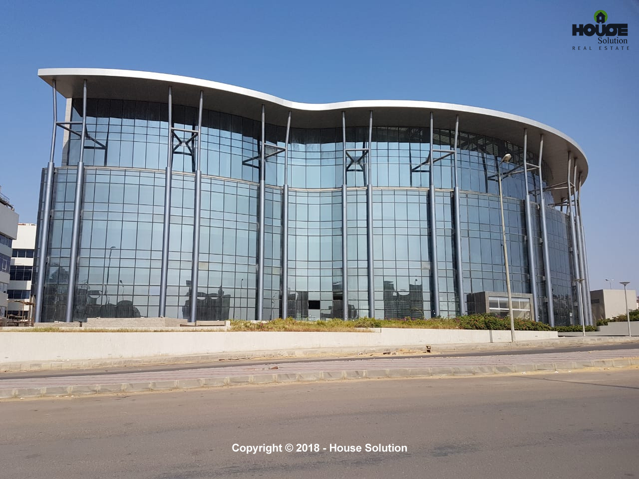 Hospitals For Sale In New Cairo 90 street #3736 -1