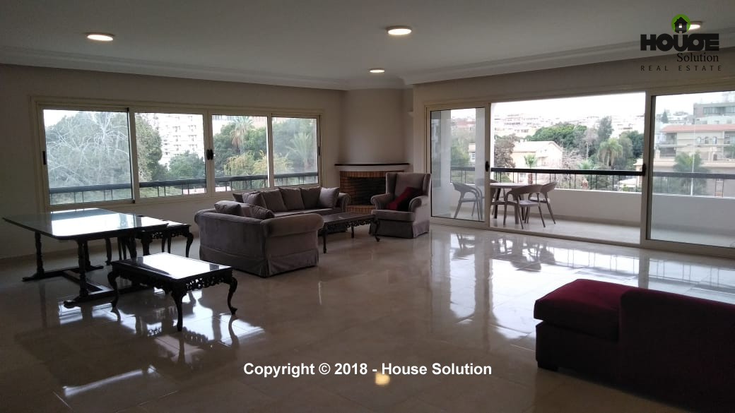 Apartments For Rent In Maadi Maadi Sarayat #3822 -14