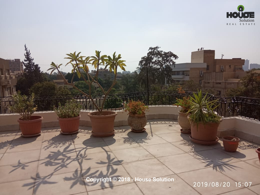 Penthouses For Sale In Maadi Maadi Sarayat #3917 -1