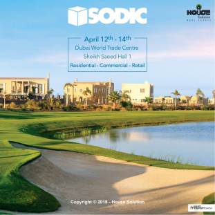 SODIC comes to Dubai at the Egyptian Property Show
