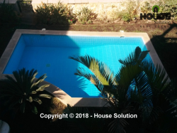 Villas For Rent In New Cairo Lake View -#16
