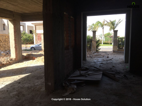 Villas For Sale In New Cairo Lake View -#1